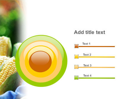 Corn PowerPoint Template Slide 9