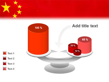 Chinese Flag PowerPoint Template Slide 10