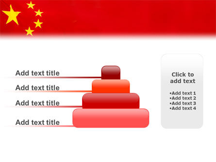 Chinese Flag PowerPoint Template Slide 8