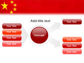 Chinese Flag PowerPoint Template#14