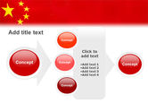 Chinese Flag PowerPoint Template#17