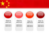 Chinese Flag PowerPoint Template#5