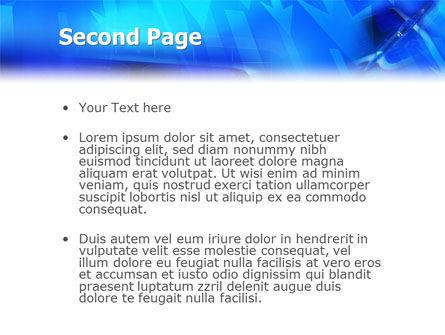 High Tech Digital Pen PowerPoint Template, Slide 2, 01890, Technology and Science — PoweredTemplate.com