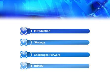 High Tech Digital Pen PowerPoint Template Slide 3