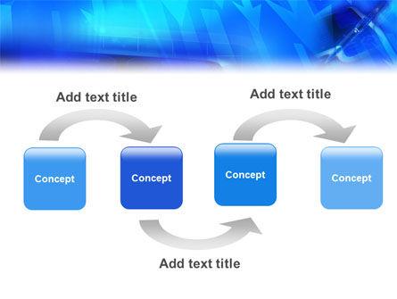 High Tech Digital Pen PowerPoint Template, Slide 4, 01890, Technology and Science — PoweredTemplate.com