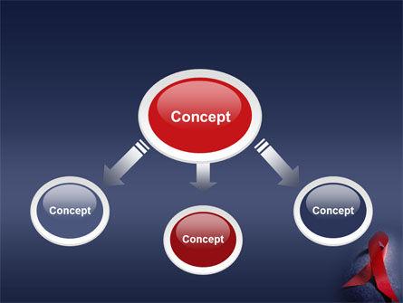 AIDS PowerPoint Template, Slide 4, 01892, Medical — PoweredTemplate.com