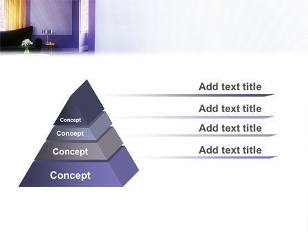 Interior In Violet PowerPoint Template Slide 10
