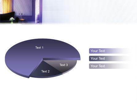 Interior In Violet PowerPoint Template Slide 14