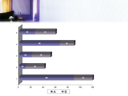 Interior In Violet PowerPoint Template Slide 17