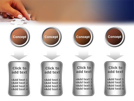Puzzle PowerPoint Template Slide 18