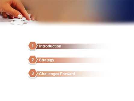 Puzzle PowerPoint Template Slide 3