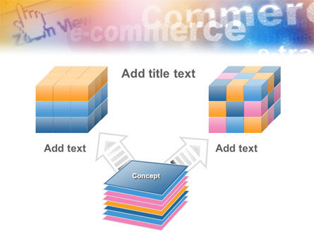 E-Commerce In Pink-Blue-Yellow Palette PowerPoint Template Slide 16