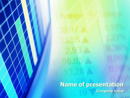 Stock Market PowerPoint Template