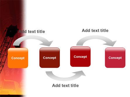 Road Building PowerPoint Template, Slide 4, 01909, Construction — PoweredTemplate.com