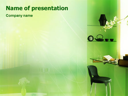 Private Place PowerPoint Template