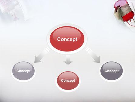 Blood Transfusion PowerPoint Template, Slide 4, 01917, Medical — PoweredTemplate.com