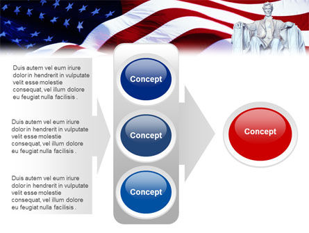 Abraham Lincoln PowerPoint Template Slide 11