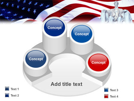 Abraham Lincoln PowerPoint Template Slide 12