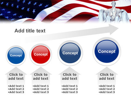 Abraham Lincoln PowerPoint Template Slide 13