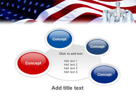 Abraham Lincoln PowerPoint Template Slide 16