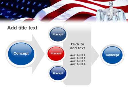 Abraham Lincoln PowerPoint Template Slide 17