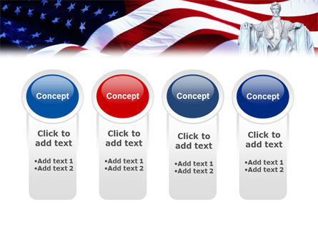 Abraham Lincoln PowerPoint Template Slide 5