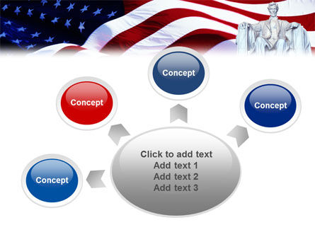 Abraham Lincoln PowerPoint Template Slide 7