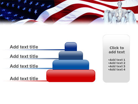 Abraham Lincoln PowerPoint Template Slide 8