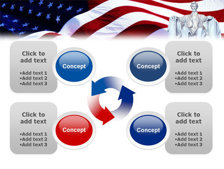 Abraham Lincoln PowerPoint Template Slide 9
