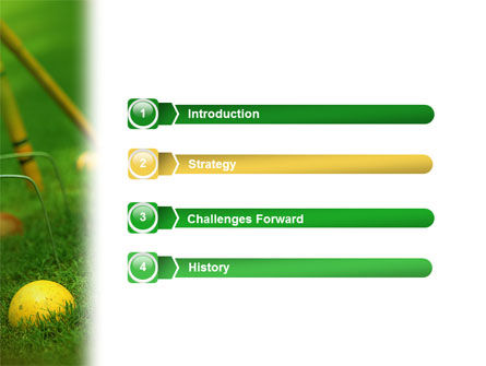 Cricket PowerPoint Template Slide 3