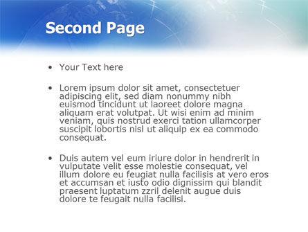 Workshop PowerPoint Template, Slide 2, 01922, Consulting — PoweredTemplate.com