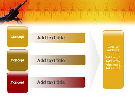 Draftsmanship PowerPoint Template Slide 12