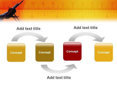 Draftsmanship PowerPoint Template Slide 4