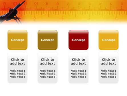 Draftsmanship PowerPoint Template Slide 5