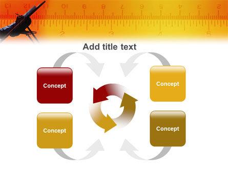 Draftsmanship PowerPoint Template Slide 6