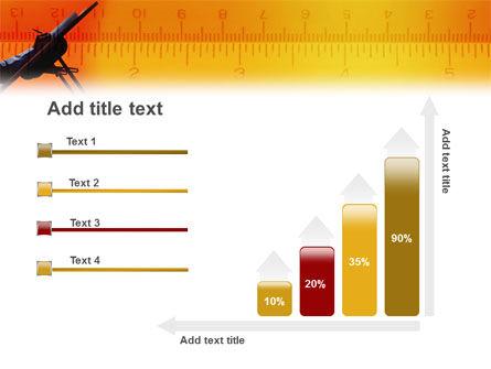 Draftsmanship PowerPoint Template Slide 8