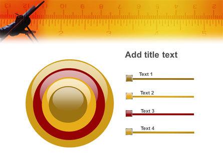 Draftsmanship PowerPoint Template Slide 9