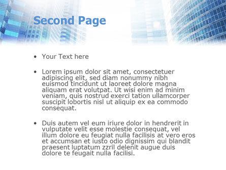 Modern Telecommunication PowerPoint Template, Slide 2, 01926, Telecommunication — PoweredTemplate.com