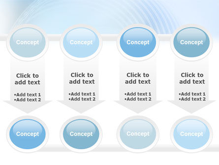 Foggy Perspective PowerPoint Template Slide 18