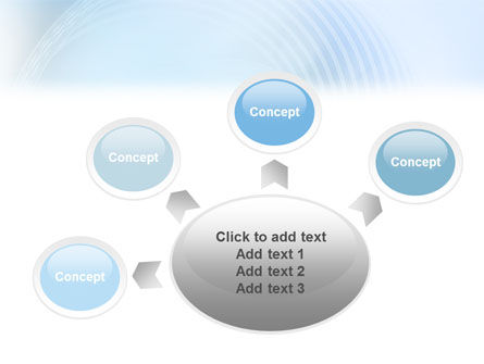 Foggy Perspective PowerPoint Template Slide 7