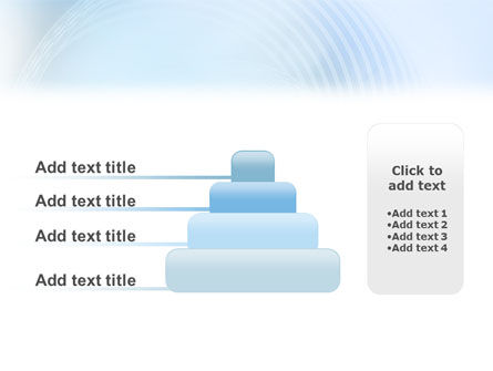 Foggy Perspective PowerPoint Template Slide 8