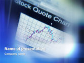 Financial/Accounting: Stock-Market PowerPoint Template #01931