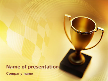 Winner cup powerpoint template backgrounds 01933 winner cup powerpoint template 01933 sports poweredtemplate toneelgroepblik Image collections