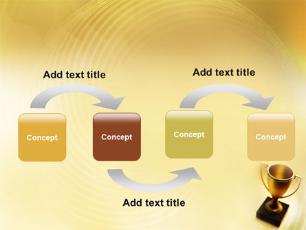 Winner Cup PowerPoint Template Slide 4