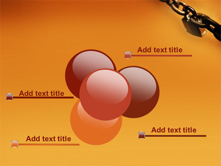 Lock This Chain PowerPoint Template Slide 10