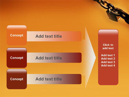 Lock This Chain PowerPoint Template Slide 12