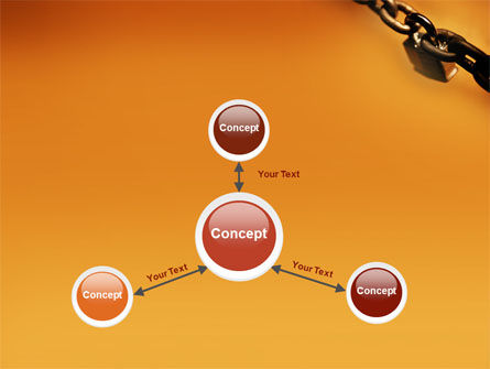 Lock This Chain PowerPoint Template Slide 14