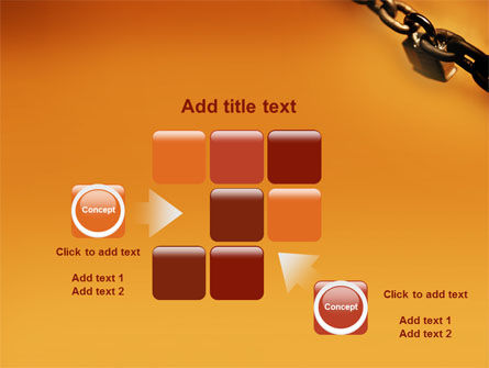 Lock This Chain PowerPoint Template Slide 16