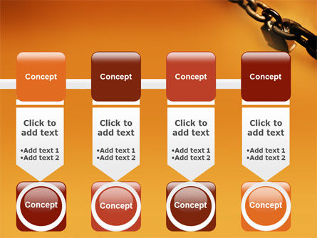 Lock This Chain PowerPoint Template Slide 18