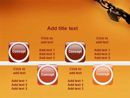 Lock This Chain PowerPoint Template Slide 19
